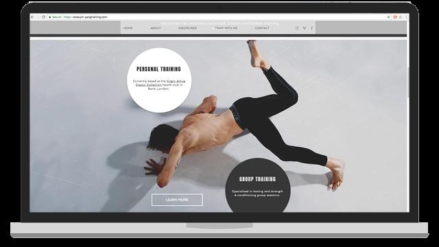 carmenmorago, web design, content production